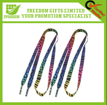 Popular Hot Sell Polyester Flat Shoelace