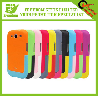 Promotional Customized Logo Silicone Cell Phone Case
