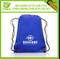 Logo Branded Promotional Nylon Drawstring Bag