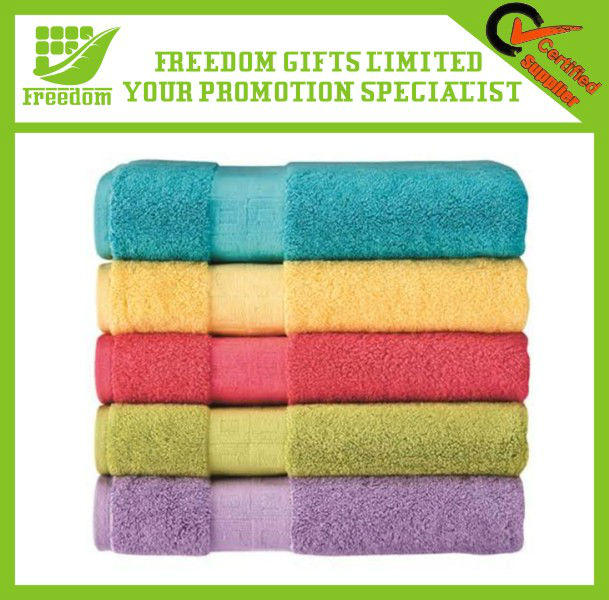 Promotion 100% Cotton Jacquard Beach Towel