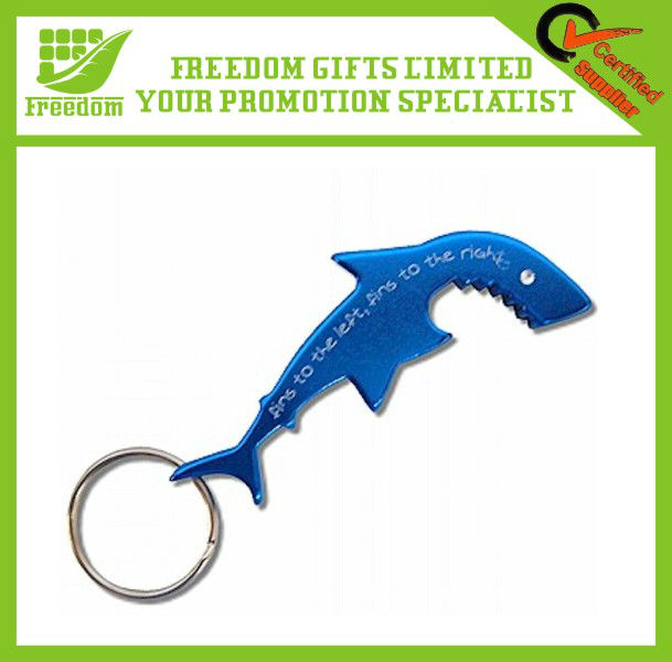 Customized Logo Can Opener Keychain