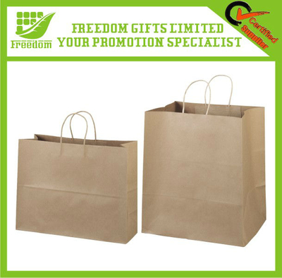 Giveaway Kraft Paper Bag