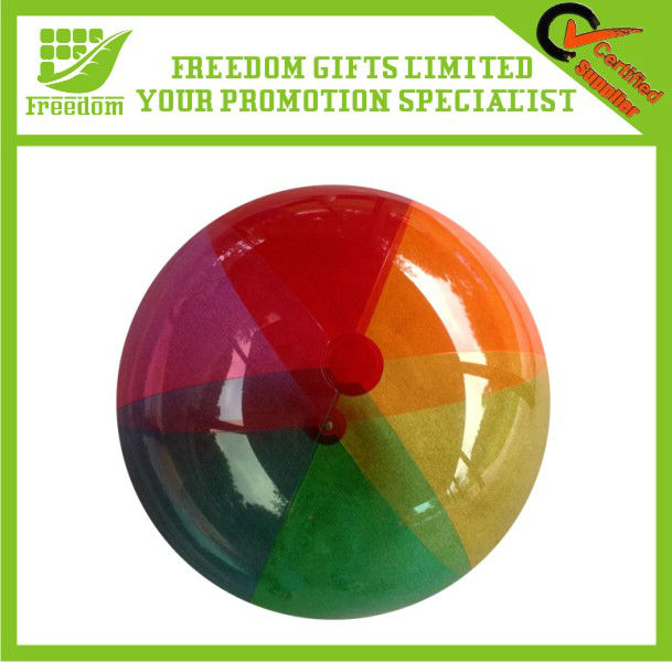 Promotional Logo Printed PVC Inflatable Beach Ball