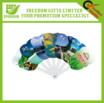 Customized Logo Promotional Hand Fans