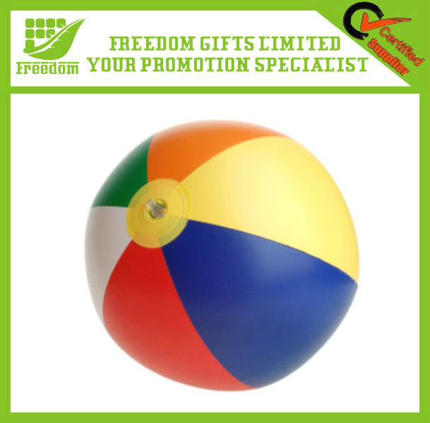 Eco-friendly Plastic 24'' Beach Ball