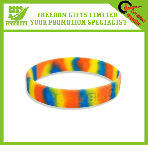 New Style Silicone Bands For Christmas
