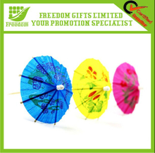 Colorful Custom Logo Branded Promotional Coctail Pick