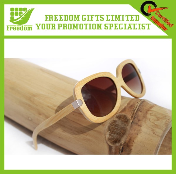 Neon Logo Branded Promotional Sunglasses