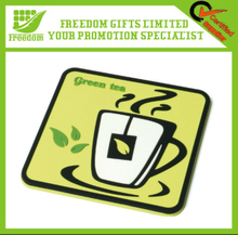 Best Selling Rubber PVC Tea Cup Coaster