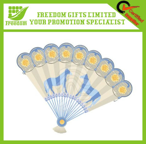 Business Gifts Plastic Foldable Hand Fans