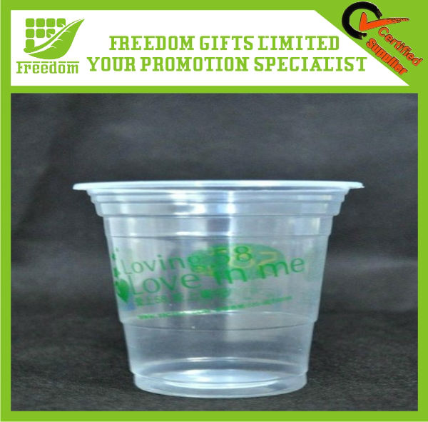 Hot Selling Disposable Plastic Dessert Cup