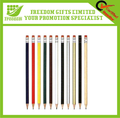 Most Popular Logo Printed Rubber Pencils