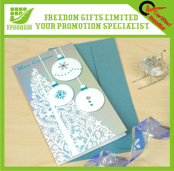 Eco-friendly Material Top Quality Greeting Card