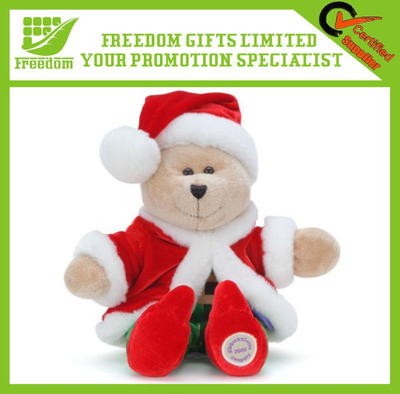 Customized Lovely Kids Christmas Presents Plush Toy