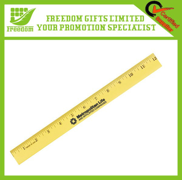 Top Quality Straight Plastic Custom Printed Ruler