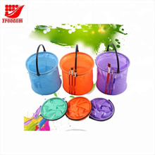 New Design Collapsible Fashion Foldable Water Bucket