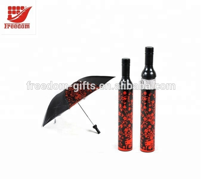 Promotional Water Bottle Umbrella