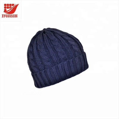 Best Seller Advertising Knitting Hat Popular Dad Cap