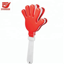 Plastic Hand Clappers Football Hand Clapper