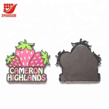 Promotion Cartoon Cute Different Shaped PVC Refrigerator Magnet