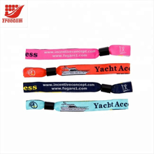 High Quality Woven Lanyard Wristband