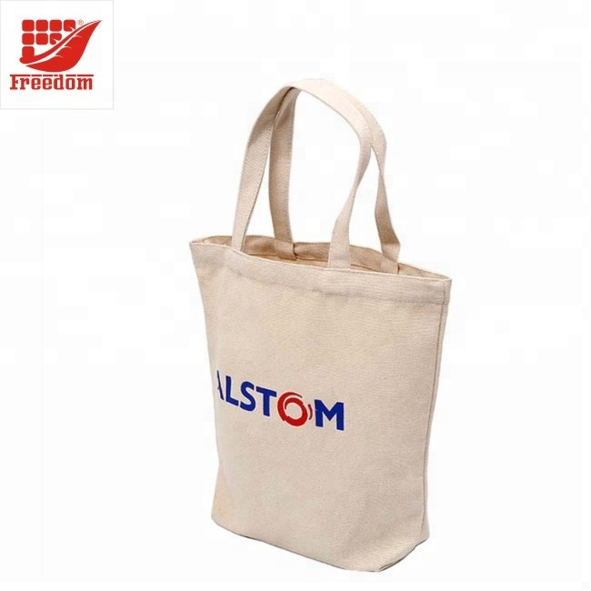 Promotional Customized Logo Cheap Cotton Bag