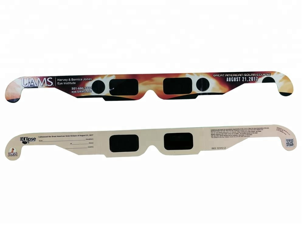 Hot Sale Promotional Paper 3D Glasses