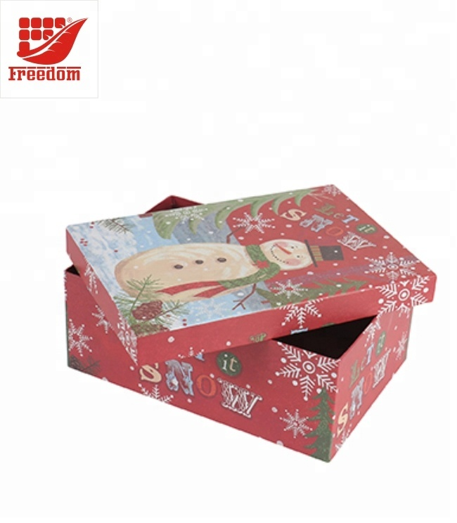 Hot Selling High Quality Logo Customized Gifts Box