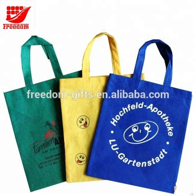 Customized Logo Nice Quality Non-woven Shopping Bag