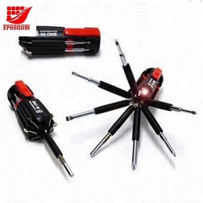 Promotional LED 8 IN 1 Tool
