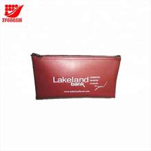 Customized Printing Plastic Money PVC Zipper Bag