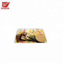 Recycled Promotional 9mm Diameter Wine Cork Coasters
