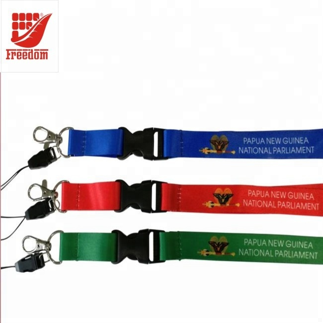 Customized Advertising Promotional Polyester Lanyard