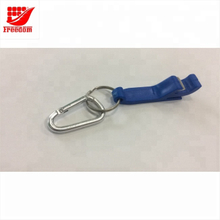 Logo Customized Plastic Bottle Opener Keychain