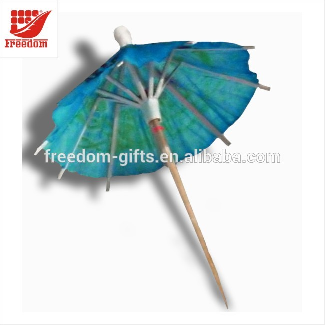 Hot Selling Printed Paper Cocktail Umbrellas