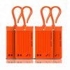 Good Quality Waterproof PVC luggage Tag with ID Labels