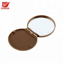 Customized Logo Printed Cheap Make Up Mirror