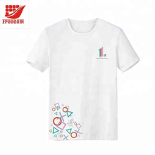 Customized Cotton Printed Promotional T-shirt