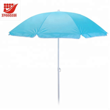 High Quality Customized Printed Polyester Beach Umbrellas