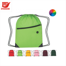 Promotional LOGO Printed Customized Drawstring Bags
