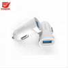 Factory Selling 5V 2.1A Dual USB Port Mini USB Car Charger