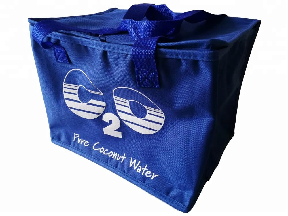 Promotional Custom Logo Insulated Lunch Bag
